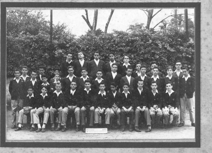 Colégio Padre Antônio Vieira 1952