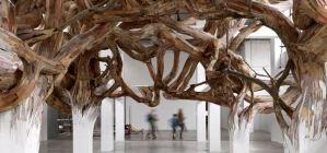 00-artista-transforma-tronco-de-arvore-colunas-museu-paris