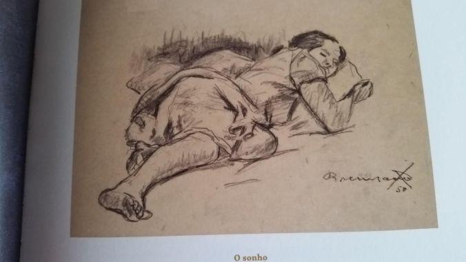 desenho o sonho brennand