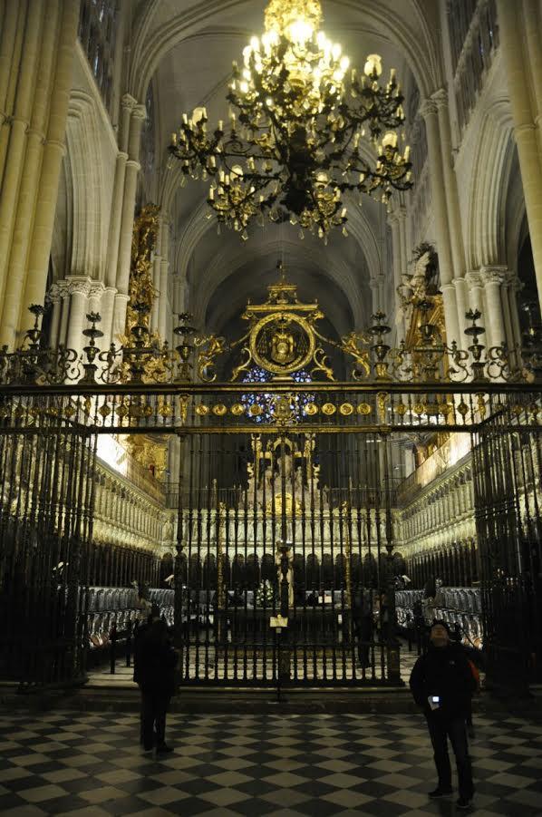 igreja beleza interior