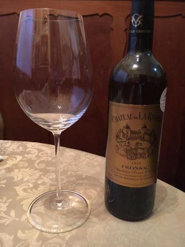 Nosso vinho