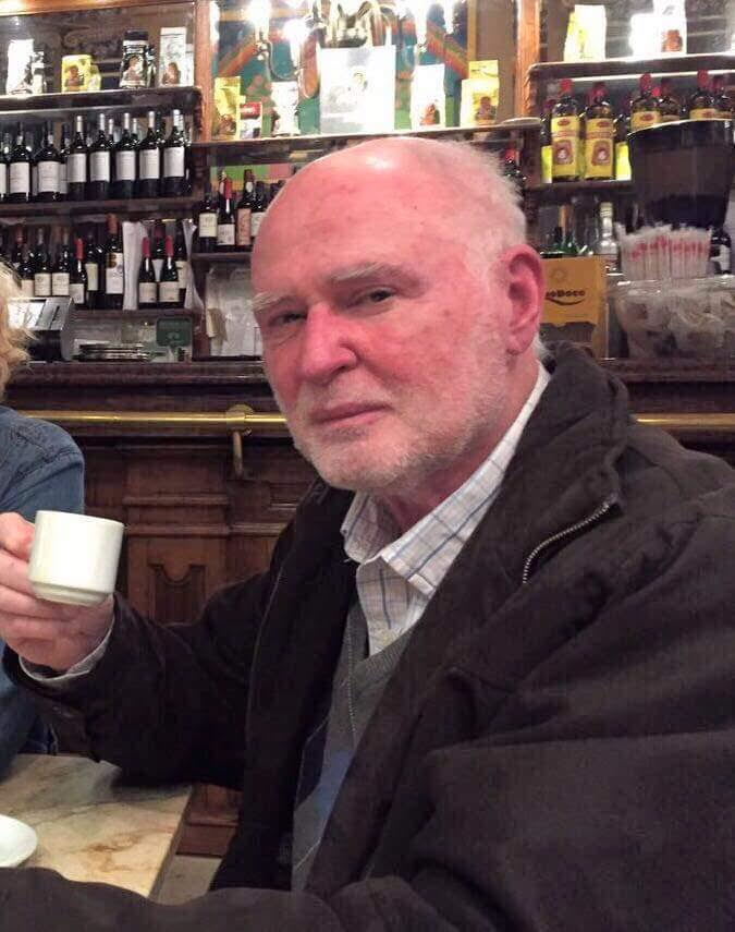 Gustavo e o café