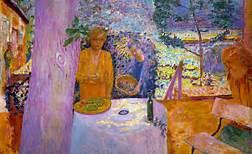 Pierre Bonard mulheres