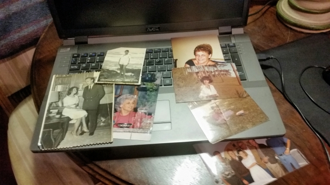 foto de fotos de muitas épocas pouco nitida