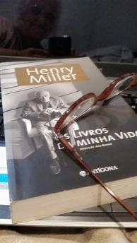 HENRY MILLER com minha sombraaaaaa