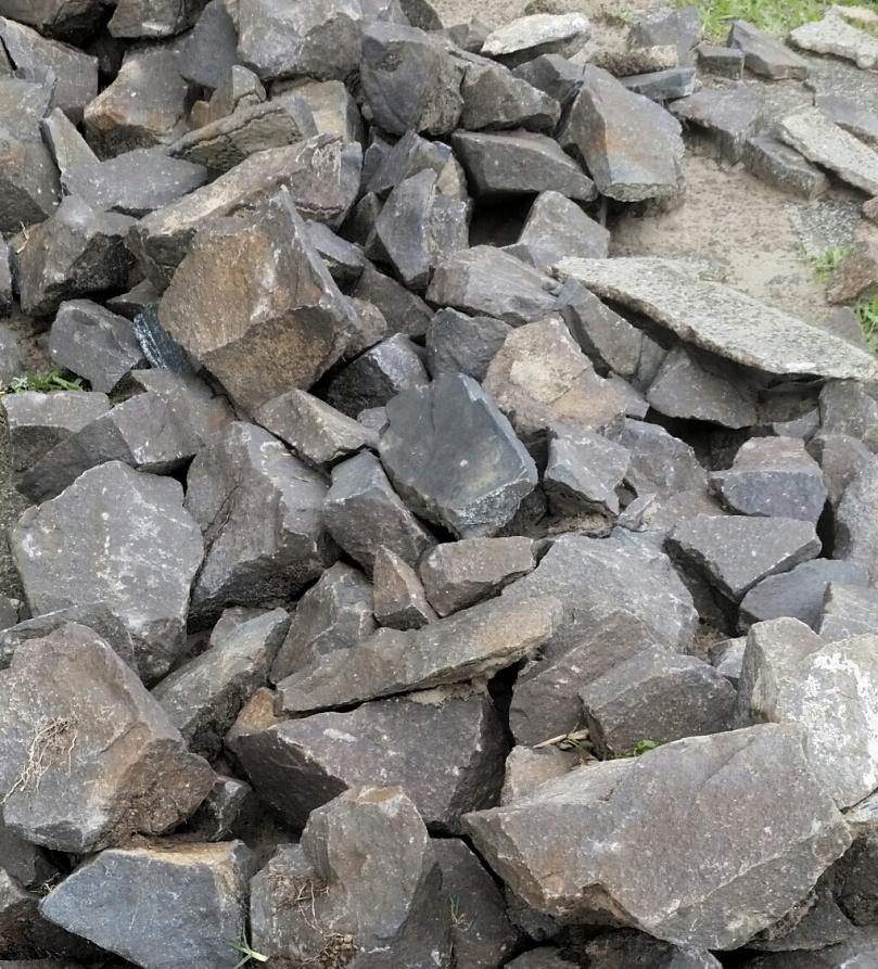 pedras calçamento