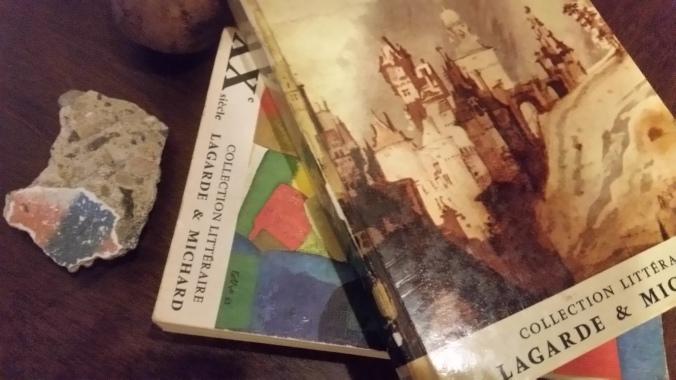 muro e livros