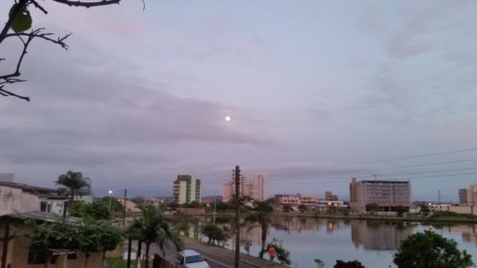 Lua de fevereiro