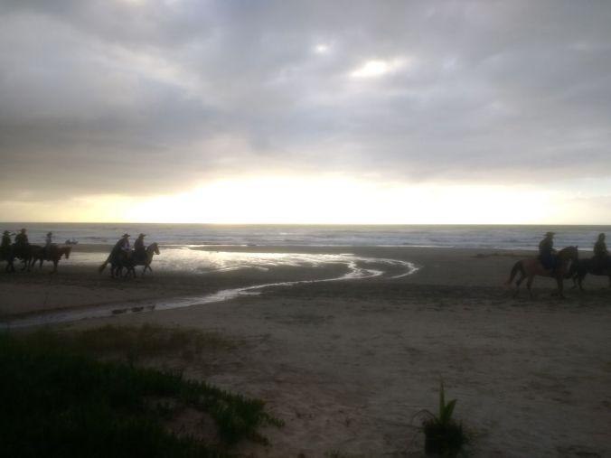 praia da cal cavalgada