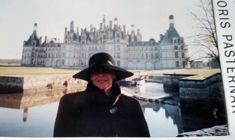De chapéu pra Maria Virginia Busnelo