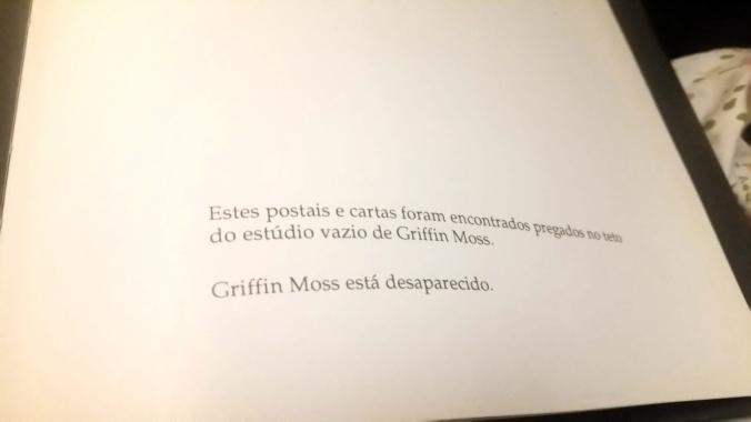 griffin desaparecido