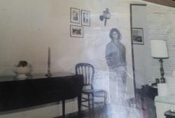 apartamento da mãe em Torres e eu