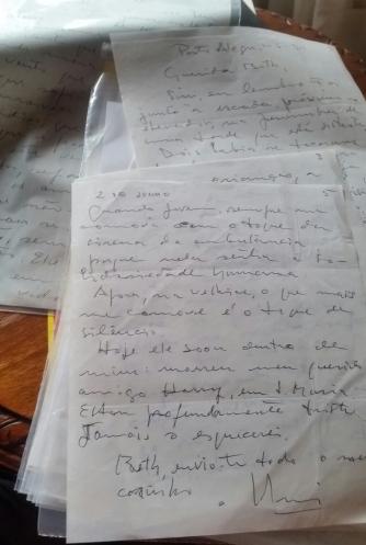 carta iberê antiga e polêmica