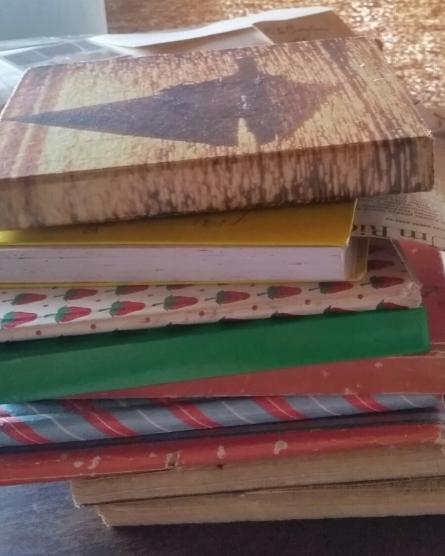 cadernos memÓria 1