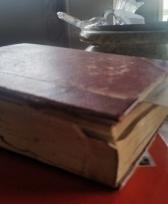 codigo livro velho