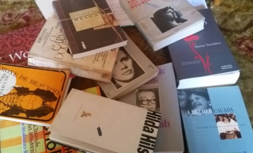 livros mulheres