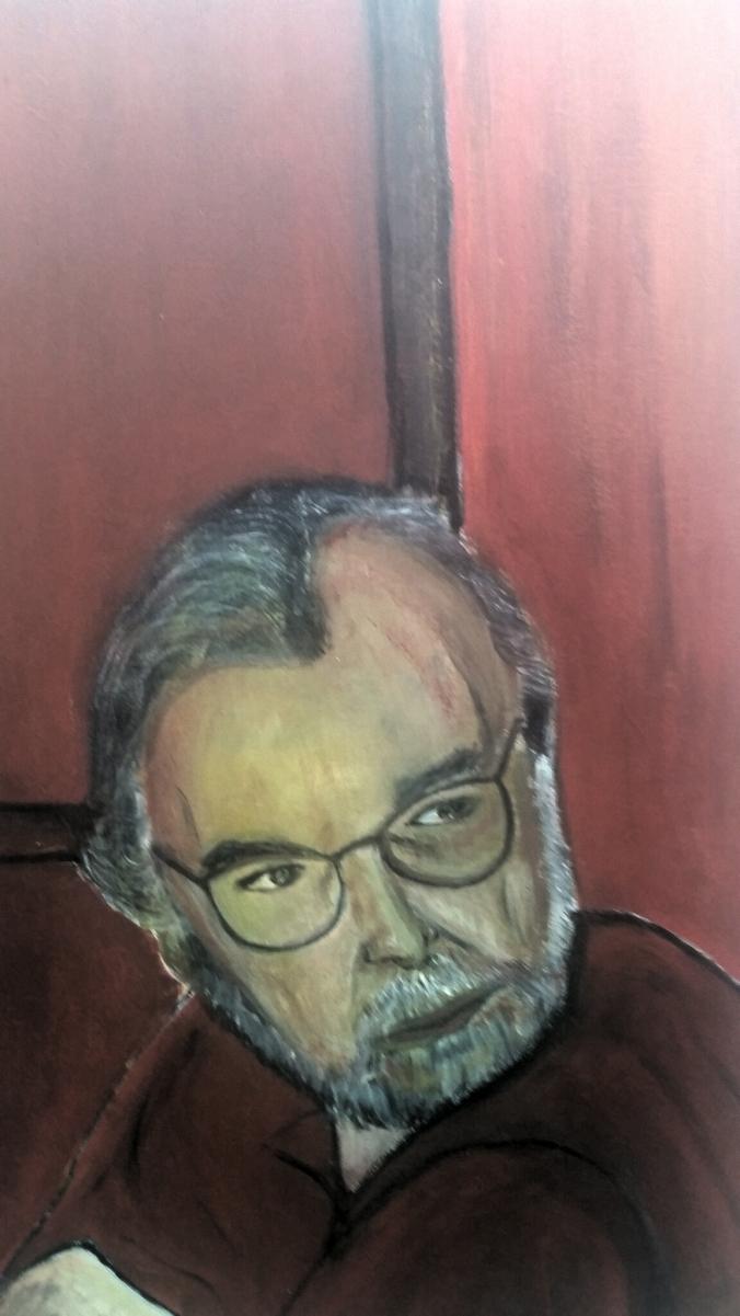 quadro geraldo pintado pelo pedro
