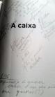 CAIXA com anotações