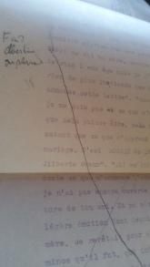 Proust manuscrito 2