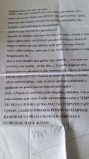 carta da Páscoa