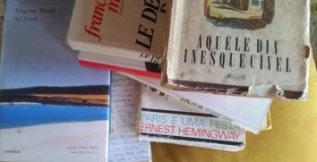 livros esta não usei ótimo aquele dia inesquecível