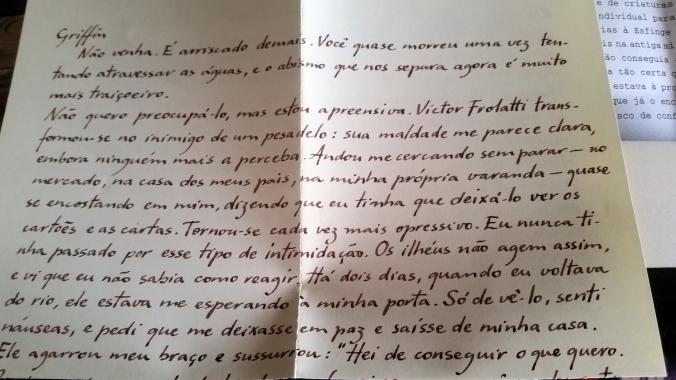 carta de SABINE