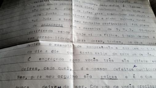 carta do pi linda pra mim