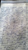 carta para o pai