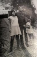 gravida do Pedro, com Aroldo Rodringues e Glória