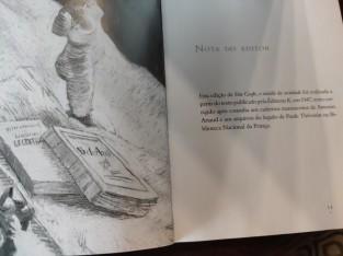 livros desenhos de Van Gohg